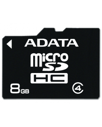ADATA MicroSD karta 8GB (SDHC) Class 4