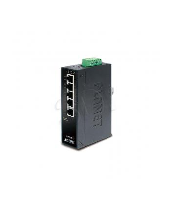 PLANET ISW-501T Switch Przemysłowy 5p. 10/100Mbps
