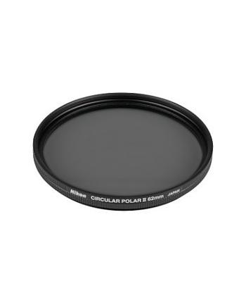Filtr Nikon 62mm filtr C-PL II