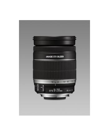 Canon EF-S 18-200mm f3.5-5.6 IS zoom objektyw