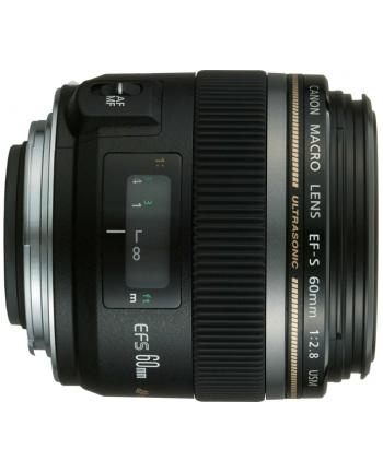 Canon EF-S 60 Macro f/2.8 obiektyw