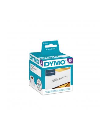 ETYKIETY DYMO ADRESOWE 89X28MM 2X130SZT (99010)