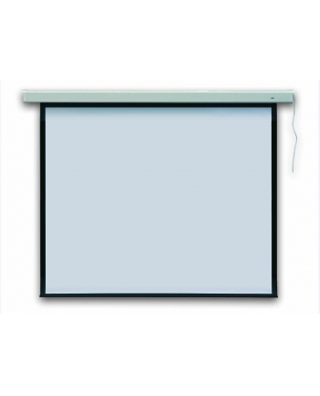 Ekran projekcyjny PROFI electric 177x177