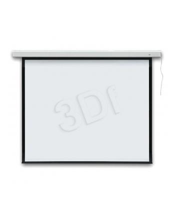 Ekran projekcyjny PROFI electric 199x199