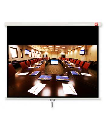 Ekran ścienny ręczny Business 240 /16:10/230x144cm/Matt White