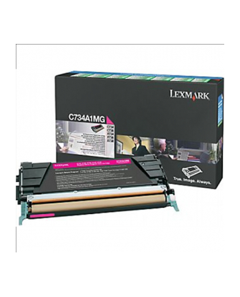 Toner Optra C73x/X73x Magenta 6K C734A1MG
