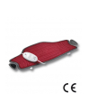 Poduszka elektryczna bordowa                     HK55 - nr 1