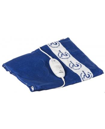 Poduszka elektryczna niebieska HK63