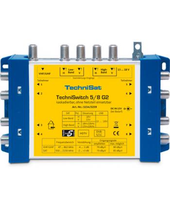 TechniSwitch 5/8 G multiswitch