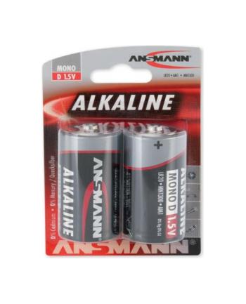 Bateria alkaliczna RED 2xD(LR20)