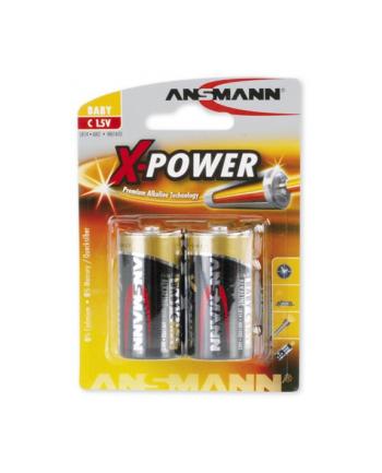 Bateria X-Power alkaliczna 2xC (LR14)