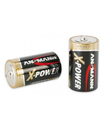 Bateria X-Power alkaliczna 2xD (LR20)