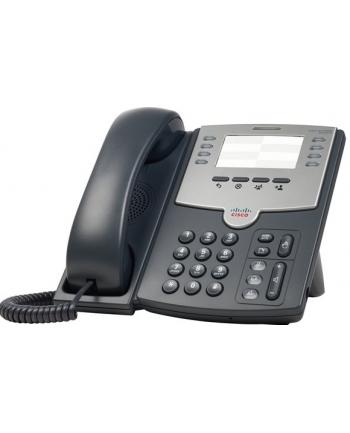 Telefon IP 8 line PoE plus PC Port SPA501G
