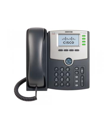 Telefon CISCO IP 4-line PoE PCPort Displ SPA504G