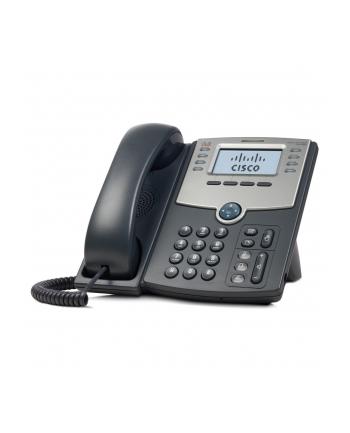 Telefon IP 8-line PoE PCPort Displ SPA508G