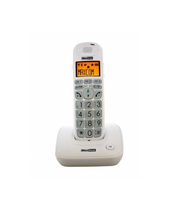 Telefon MAXCOM MC6800 DECT white