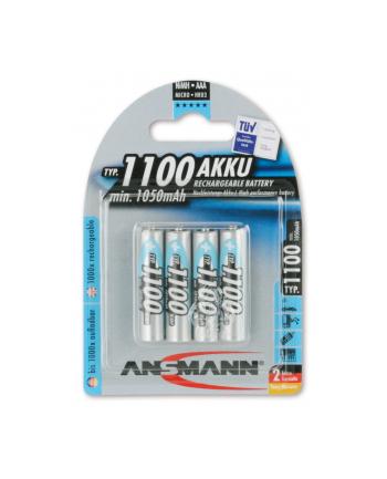 Akumulator NiMH 4xAAA 1100mAh