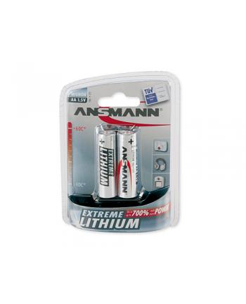 Bateria Extreme Lithium 2xAA