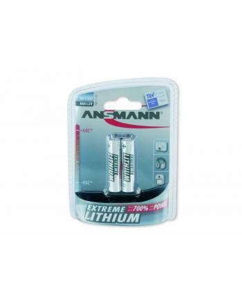 Bateria Extreme Lithium 2xAAA