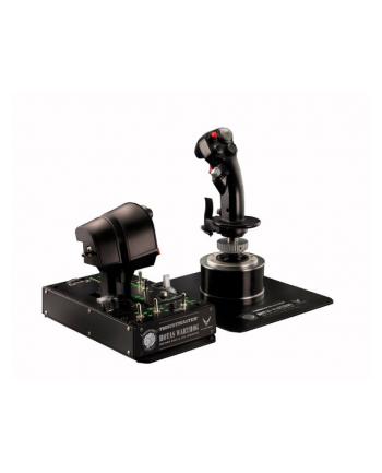 Joystick Thrustmaster Hotas Warthog PC (zestaw: joystick, przepustnica) / model: 2960720, kolor czarny