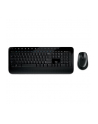 Klawiatura+mysz MICROSOFT Wireless Desktop 2000 PROTECTOR USB Black ( M7J-00015 ) - nr 12
