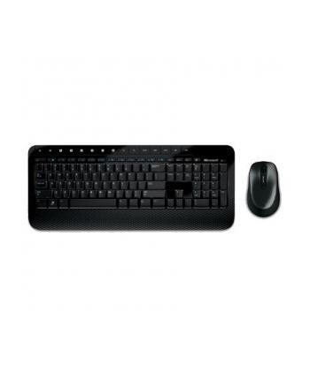 Klawiatura+mysz MICROSOFT Wireless Desktop 2000 PROTECTOR USB Black ( M7J-00015 )