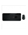 Klawiatura+mysz MICROSOFT Wireless Desktop 2000 PROTECTOR USB Black ( M7J-00015 ) - nr 13