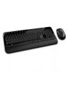 Klawiatura+mysz MICROSOFT Wireless Desktop 2000 PROTECTOR USB Black ( M7J-00015 ) - nr 17