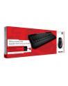 Klawiatura+mysz MICROSOFT Wireless Desktop 2000 PROTECTOR USB Black ( M7J-00015 ) - nr 25