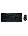 Klawiatura+mysz MICROSOFT Wireless Desktop 2000 PROTECTOR USB Black ( M7J-00015 ) - nr 32