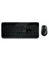 Klawiatura+mysz MICROSOFT Wireless Desktop 2000 PROTECTOR USB Black ( M7J-00015 ) - nr 4