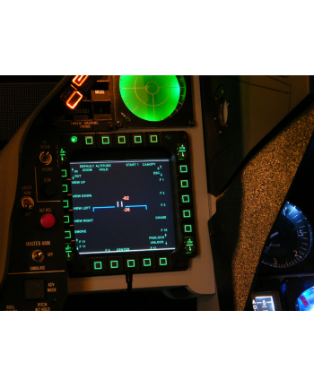Cockpit MFD Cougar PC