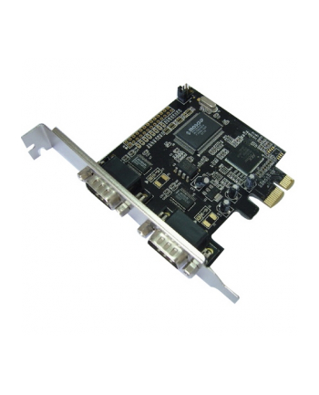 Kontroler PCI-E Port Szeregowy Serial RS-232 x2