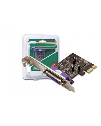 Kontroler PCI Express 1xparallel DB25 LPT