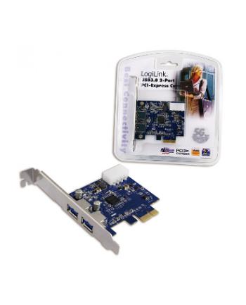 Karta PCI Express 2 x USB3.0