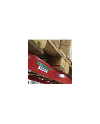 ETYKIETA D1 12mmx7m CZARNY/ZIEL. S0720590