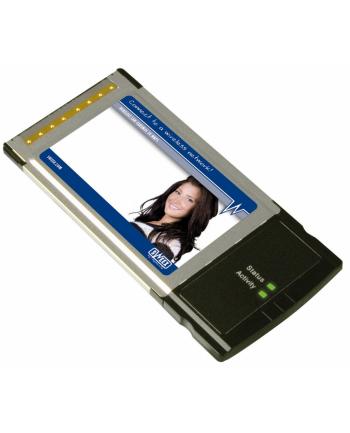 Karta sieciowa WLAN PCMCIA 54Mbps LW056v2