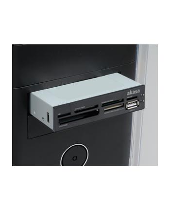 Czytnik kart AK-ICR-07 6slot/USB port