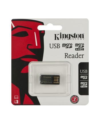 Czytnik kart KINGSTON Card Reader FCR-MRG2
