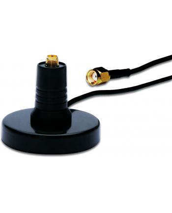 Magnetyczna podstawka do anteny RSMA, przewód 1,5m, 2.4 GHz