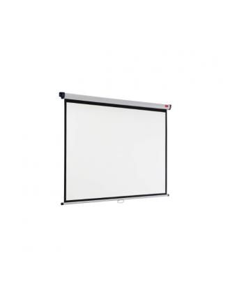 EKRAN RĘCZNY Nobo ścienny Standard 150 x 113 8cm