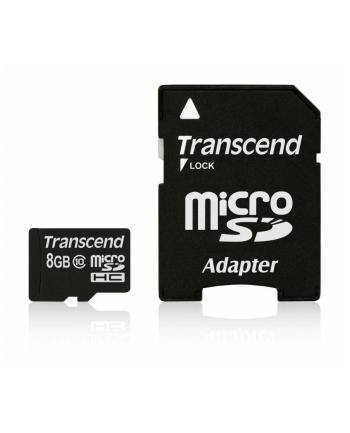 Micro SDHC 8GB Class10 + adapter