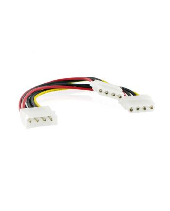 Kabel rozdzielacz zasilania 2xHDD / 1xHDD