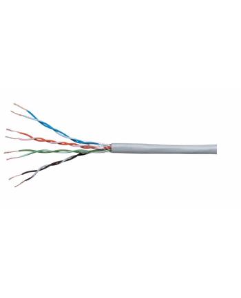 Kabel UTP KAT 5e linka 305M AWG26 szary