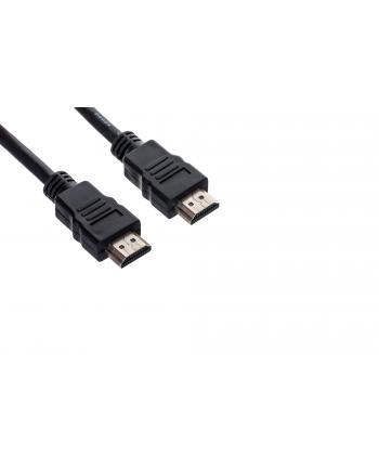 Kabel monitorowy HDMI - HDMI M/M 3,0m retail