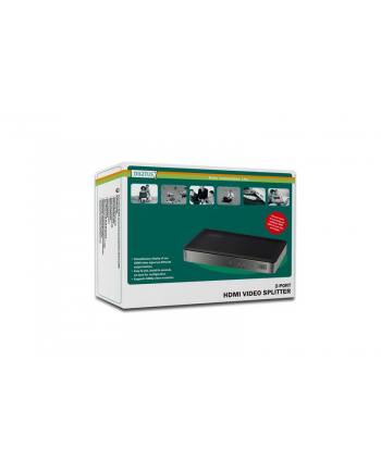 Splitter HDMI 2 portowy 1080p, HDCP, DTS-HD, LPCM