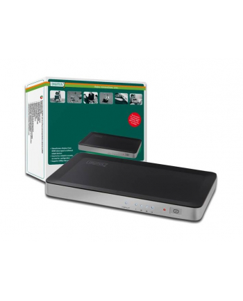 Splitter HDMI 4 portowy 1080p, HDCP, DTS-HD, LPCM