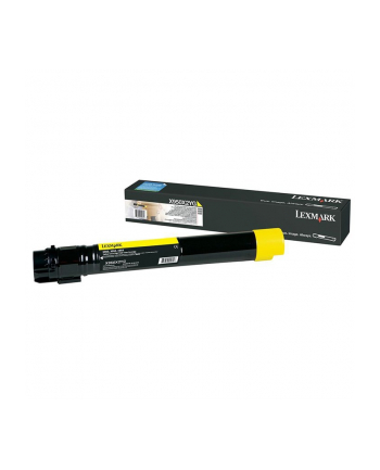 Toner/yellow 24000sh f X95x