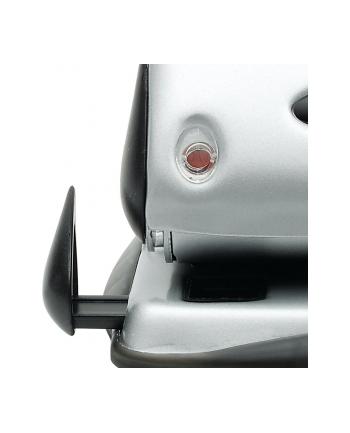 Dziurkacz P225 srebrno-czarny, 25 kartek