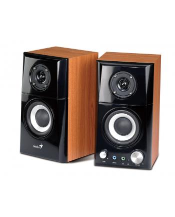 Głośniki 2.0 SP-HF500A 14W, drewniane